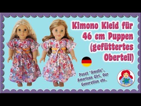 DIY | Puppenhandtasche Selber Nähen | Sami Dolls Videoanleitung