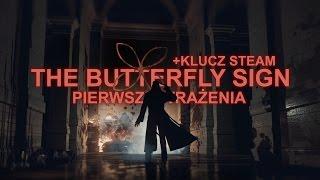 ZAPOŻYCZENIE ETHANA CARTERA? (+KLUCZ STEAM) - Zagrajmy w: The Butterfly Sign (60fps Gameplay PL)
