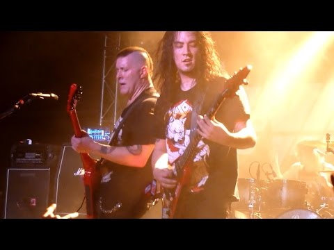 Annihilator - No Way Out [Live Moscow 26.11.2016] streaming vf