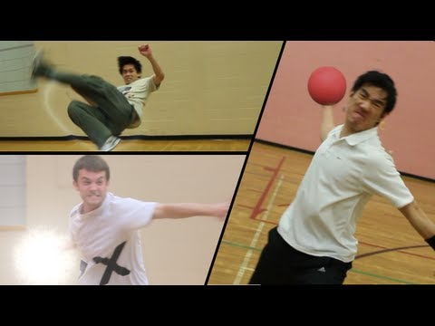 Ultimate Dodgeball