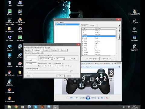 Como jogar Guitar Hero 3 no controle de PS2 JoyToKey