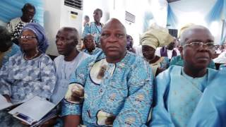 The Funeral of late Chief Madam HID  Awolowo in Okenne, Ogun State