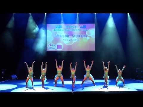 Sydney Latin Festival 2017 - STUDIO HQ SALSA KIDS
