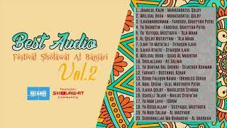 Full Sholawat Hadrah Al-Banjari Paling Merdu Bikin Bapeeeer Vol.2