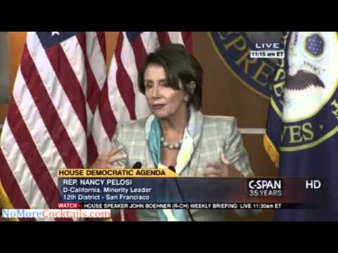 Pelosi: Republicans came from the head of Zeus or are native American