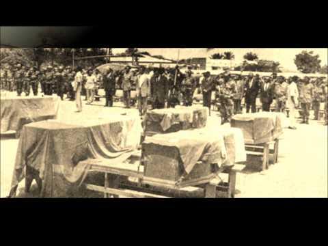 Enregistrement original du message du président Paul Biya, Radio-Cameroun, le 7 avril 1984 à 19h00 Images tirées de la presse camerounaise du mois d'avril 19...