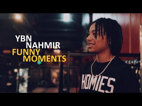 YBN Nahmir FUNNY MOMENTS (BEST COMPILATION)