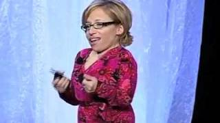 Dr. Jen Arnold at the 2010 TX Conference for Women