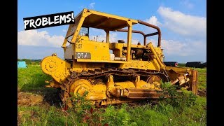 Everything That's Broken on the Cheapest Cat Bulldozer