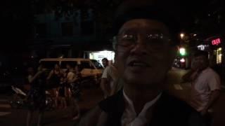 Khai trương phố đi bộ của huyện Tiên Yên tỉnh Quảng Ninh ngày 9/7/2017 Nhà Quê Tôi Facebook