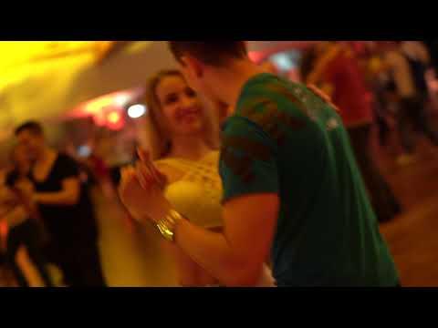 WZF2019 in social dances with Anastasiya & Rick ~ Zouk Soul