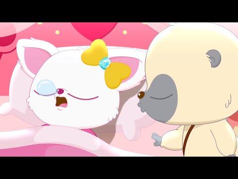 Юху и его друзья - Памми - спящая красавица - Детские мультфильмы