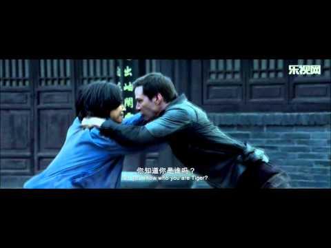 Keanu Reeves is dubstep Man of Tai Chi 2013