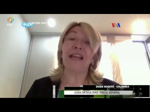 EN VIVO - Entrevista a la Fiscal Luisa Ortega Díaz