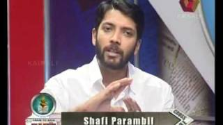 Shafi Parambil against SFI  ___iycksd___
