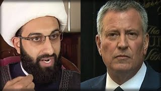 THIS MUSLIM JUST RISKED IT ALL TO TELL THE TRUTH MAYOR DE BLASIO'S ROLL IN ATTACK TODAY