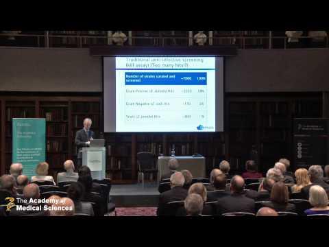 The antibiotic discovery void - Jean Shanks Lecture 2016 - Professor Jeffery Errington FRS FMedSci