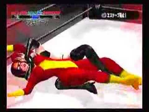 SvR2007 Spider-Woman vs Chastity
