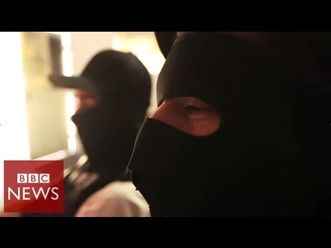 Inside Mexico's feared Sinaloa drugs cartel - BBC News