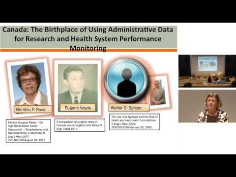 Health Information Systems: Performance Monitoring, Benchmarking and Research - SSPH+ 2013 #5