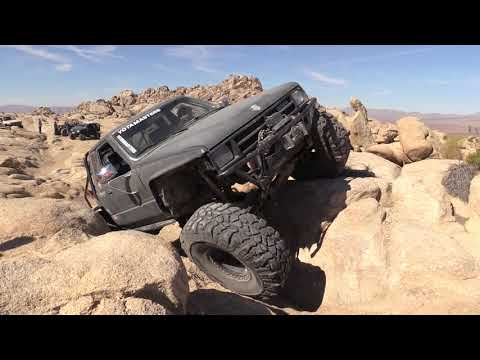Pit Bull Tires - Rock Crawling - Cougar Buttes