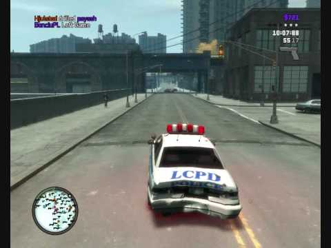 Grand Theft Auto IV PC Multiplayer 8600GT