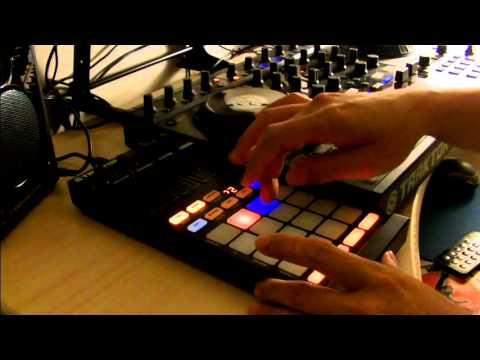 Traktor F1 + S4 short demo (throwback) with DJ PZach