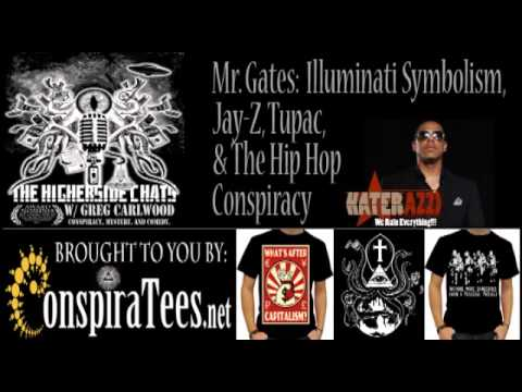Mr. Gates | Illuminati Symbolism, Jay-Z, Tupac, & The Hip Hop Conspiracy