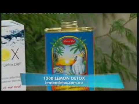 LEMON DETOX Infommercial #1 | How To Save Money And Do It Yourself!