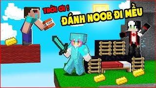 MỀU STREAM THỬ THÁCH ĐI TÌM TNT ĐỂ KÍCH NỔ VÀ BEDWAR TRONG MINECRAFT | Mều Stream Minecraft