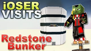 iOser Visits: Redstone Bunker mit TheJoCraft