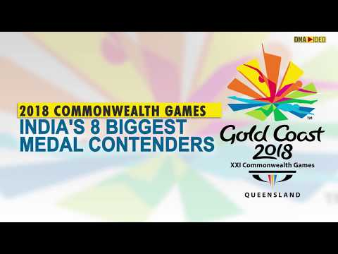 2018 COMMONWEALTH GAMES: INDIA'S 8 BIGGEST MEDAL CONTENDERS | CWG 2018