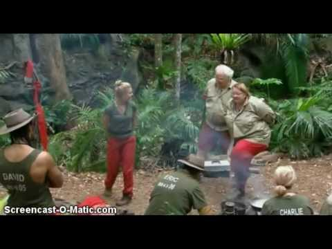 "Ashley Roberts teaches the ""Don't Cha"" dance - I'm A Celebrity...Get Me Out Of Here UK 2012"