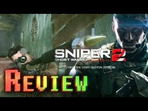 Sniper Ghost Warrior 2 :Primeiros 30 minutos