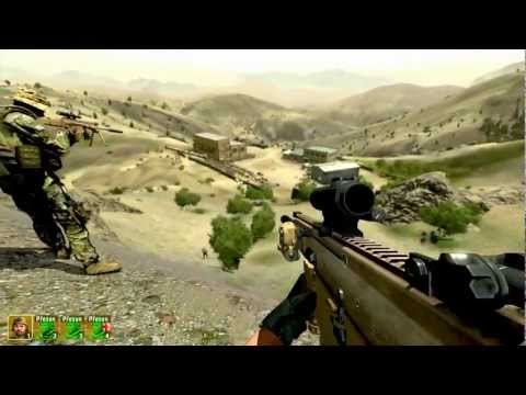 ARMA 2: Complete Collection, Gameplay (GTX 670 OC, i5 3570K 4.2 GHz, SweetFX, Very High Graphics)