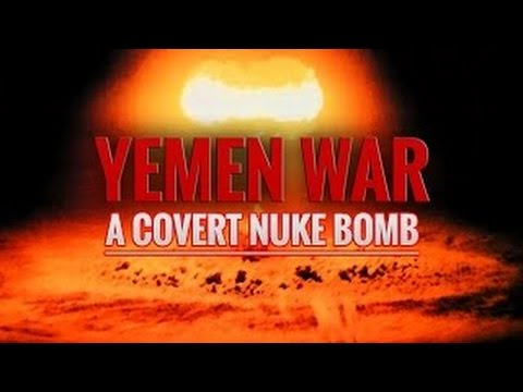 End Times Saudi Arabia using Cluster&Tactical Nuclear? Bombs in Yemen Breaking News January 2016