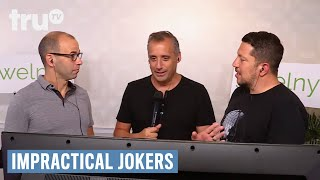 Impractical Jokers - Vowel Obstruction (Punishment) | truTV