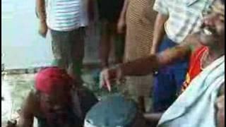 Voudoun Ceremony In Contramaestre Cuba
