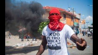 AUDIO : Oukwe se vre? Youri Latortue bay bandi 100,000 dola pou atake kotej Prezidan Jovenel Moise nan sen mak