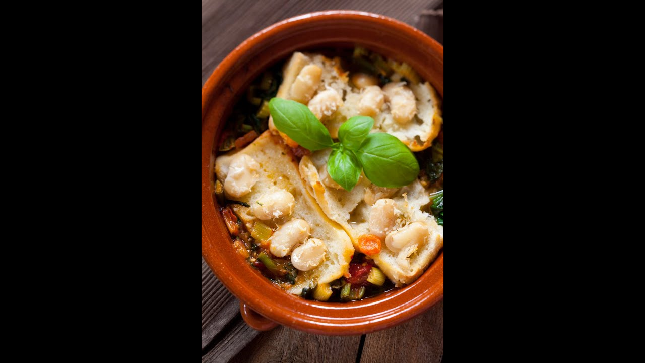 Суп с индейкой и фасолью рецепт