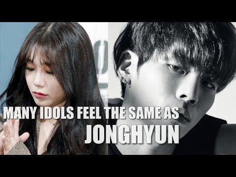 Apink's Eunji Exposes Truth: Many Idols Actually Feel The Same Way As Jonghyun
