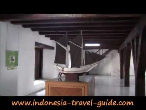 Jakarta Travel Guide -  Maritime Museum -  Indonesia Travel Guide