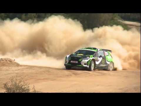Yazeed Racing - Kuwait Rally 2013 (Day 1)