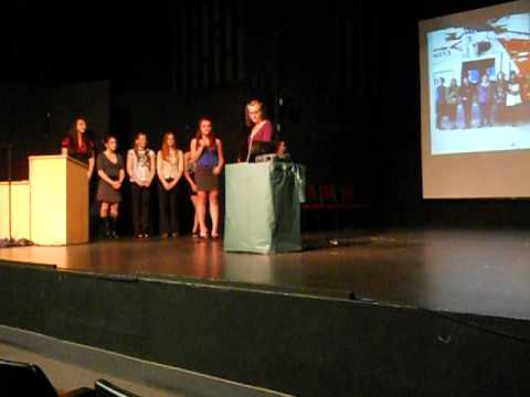 UB Presentation 2012 (Clatsop Community College)