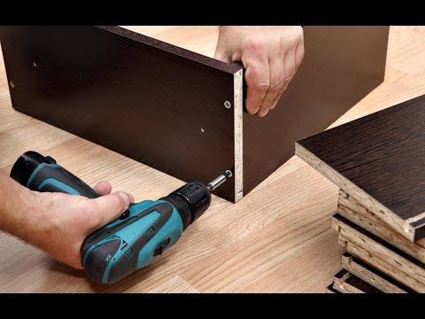 Все для изготовления корпусной мебели своими руками 125