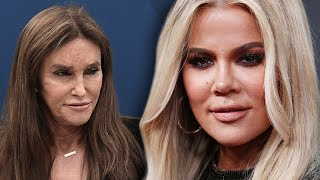 Khloe Kardashian Reacts To Caitlyn Jenner Feud Claims