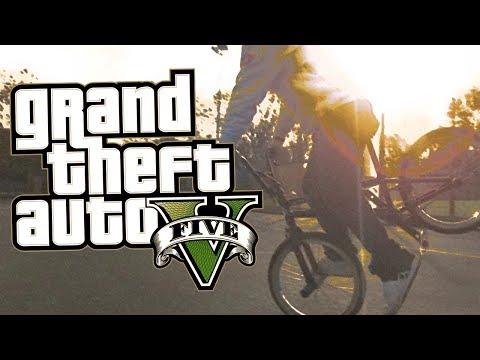 GTA 5 - The BMX Flow [INSANE BMX Stunts]!