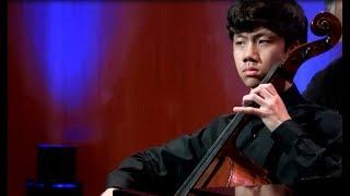 Haydn:  Concerto for Cello in C,  Ethan Kim, Cello.   Allegro Orchestra; Brian Norcross, cond.