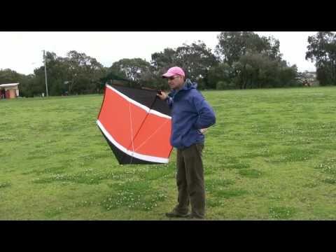 Kite antenna for 160-10m - Oceania DX Contest 2010