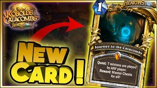Hearthstone -  WTF Moments, NEW CARD - Kobolds and Catacombs Funny Rng Moments